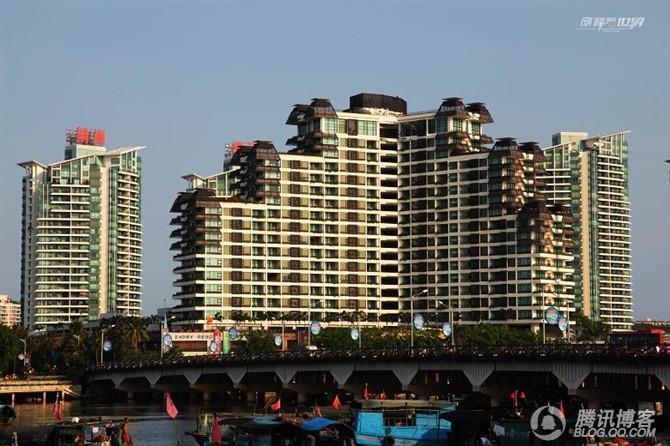 三亚:南中国富人辽阔的风景线 - 刚峰先生 - 天涯横呤