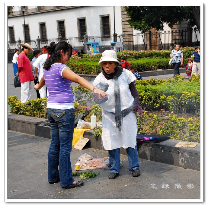 今日墨西哥城的阿兹特克人_1467256111_新浪博客 - Y哥。尘缘 - 心的漂泊-Y哥37国行