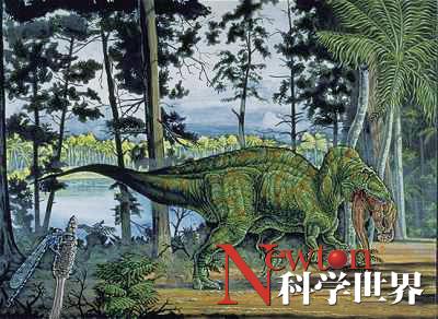恐龙有多重? - kxsj - Newton-科学世界