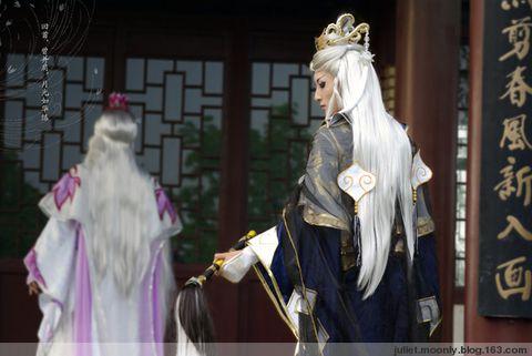 【日月生辉】日月才子外景(更新,置顶3天) - 蓝晓月 - 死神的第七个女儿的黑色宇宙