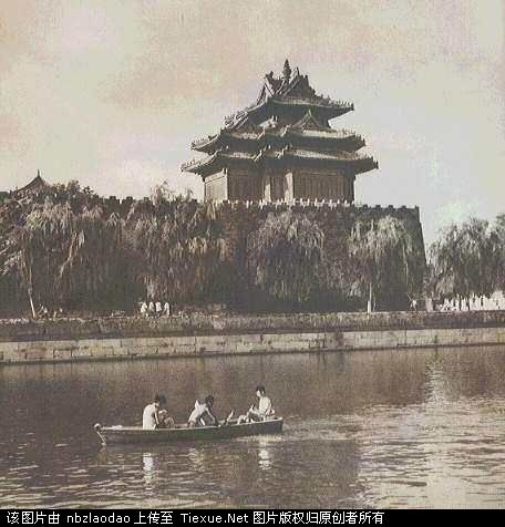 50年代的北京(老照片) - 温一壶热酒 - 温一壶热酒
