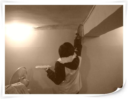 今天刷了油漆~! - ★sweet-moe ★  - sweet-moe的博客
