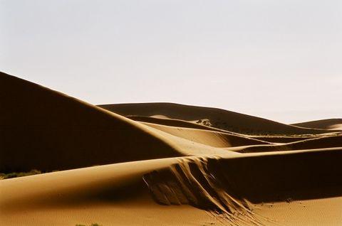 【原创】如歌的沙漠 - 行色匆匆 - 行色匆匆的博客