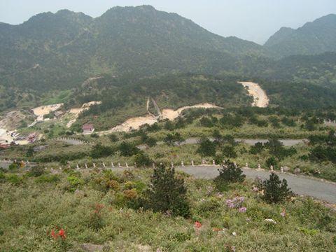 征服華東屋脊——黃崗山 2008.05.01-09 - Ocean Liu - Ocean Liu 的博客