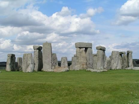 英格兰巨石阵
