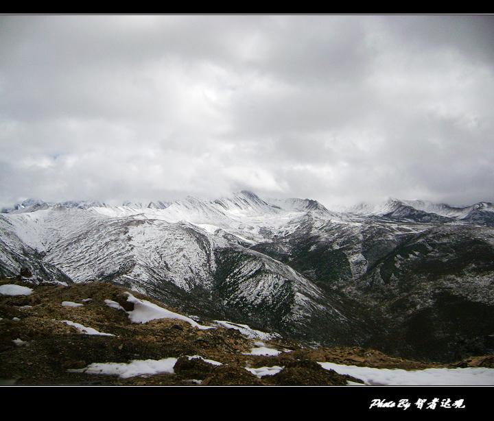 2008的第一场雪_2008年黄龙 第一场雪