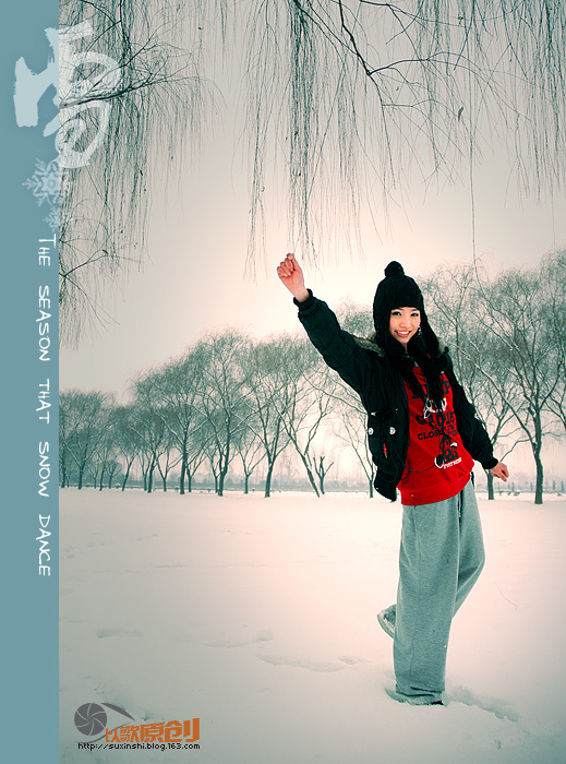 雪舞季节 - 以歌 - 以歌原创 YIGE Original