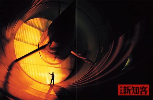 大跃迁:科技大项目升级中国 - 《新知客》杂志 - 新知客