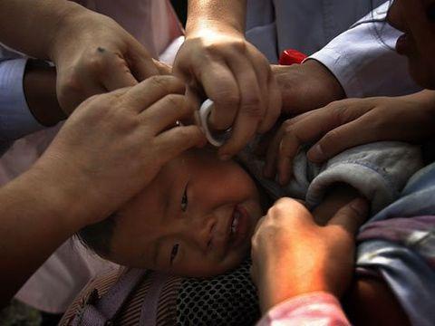 地震灾区的100张图片 - topforeign - topforeign--英语教学互动博客