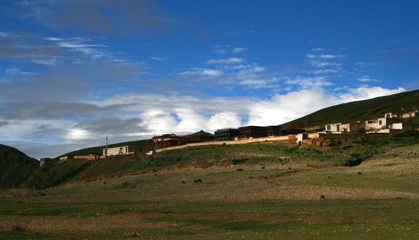 (原创)刘圣文眼中的西藏 - 高山长风 - 亚夫旅游摄影博客