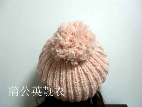 美帽如花之俏丽叮当帽