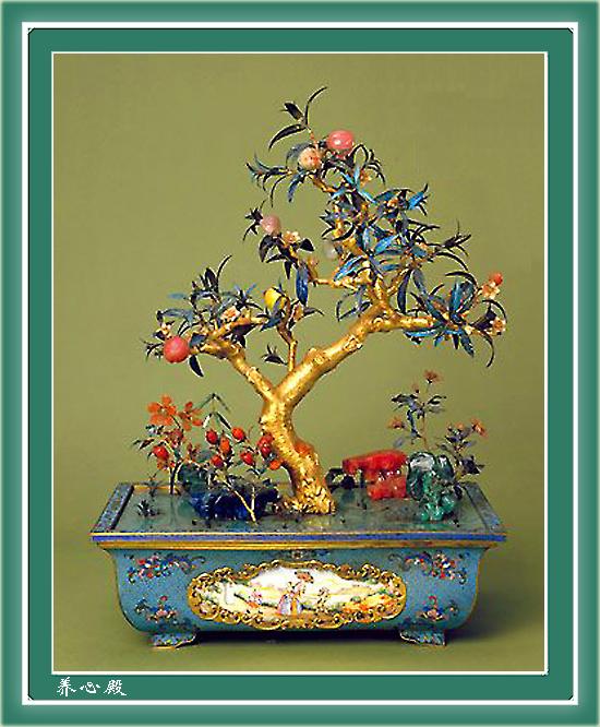 引用 故宫国宝级文物 - 盆景 - wangshihui.yi - 梅魂 欢迎你来做客。