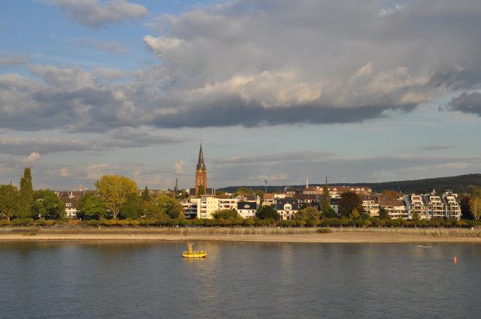 莱茵河印象,2009年10月20日摄 - 陶东风 - 陶东风