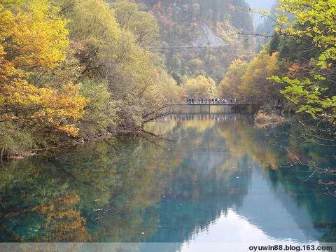 怀念与惊喜 - 淡淡蓝 - 幸福就是青山叠翠,绿水长流