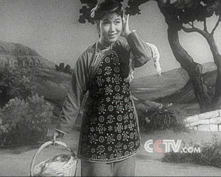 [引用]难得一见:1956年春晚 - 小草 -  高山流水