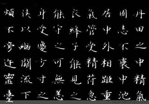 钢笔字练习(图) - 烟虫 - 烟虫行走记录