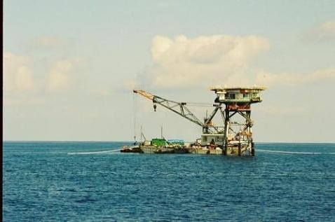 第N次的痛:离我们越来越远的南沙群岛日积礁 - 汉子 - 汉子的博客