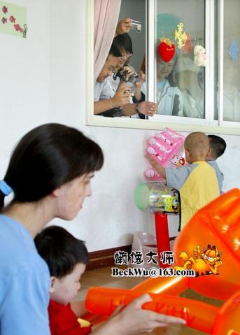 猫眼儿瞧人之06·《酷暑中的沈阳儿童福利院》(16图) - 懒馋大师 - 懒馋大师的猫样生活
