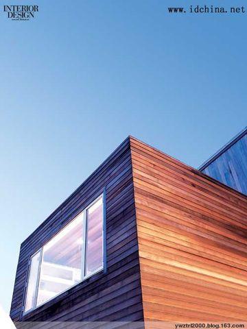 现代海滩别墅--贝蒂.维瑟曼/格林.乐奇  - 池塘边的榕树林 - 镜月博客