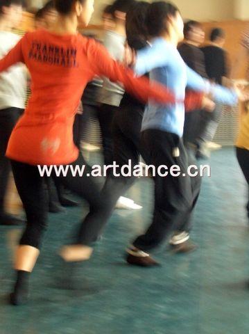 (组图)北京舞蹈学院编导系SV美国保罗泰勒现代舞团交流课 - 使者--堂吉诃德 - 《中国舞蹈联盟》系列博客 ——曹氏文艺