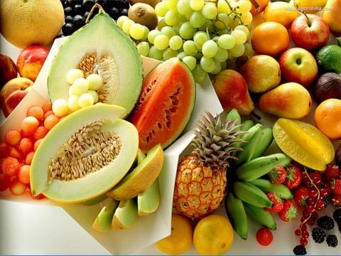 吃水果应选适合自己的水果颜色 - 轻风细语 - 轻风细语