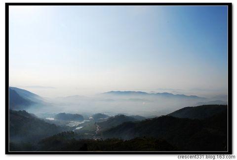 千米山新年活动之采白云摘银瓶 - 紫藤秋水 - LifeHiking
