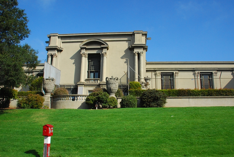 加州阳光(二十八)__伯克莱大学 - 西樱 - 走马观景