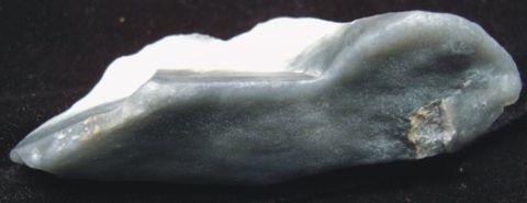 鉴赏:网友的黑白青花戈壁料雕件 - chly63 - 猎户陨石的天空