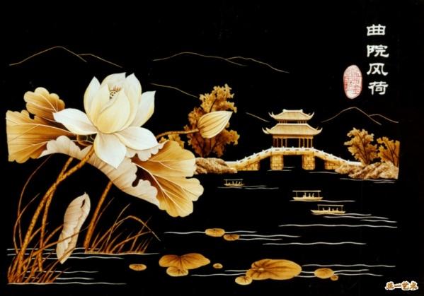 引用 珍贵而稀有的烙画艺术 2009-02-11 23:02 - 千岛湖奇石 - 千岛湖奇石的博客