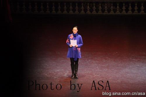 """圣诞之夜看""""2010新年芭蕾音乐会"""" - 懒蛇阿沙 - 懒蛇阿沙的博客"""