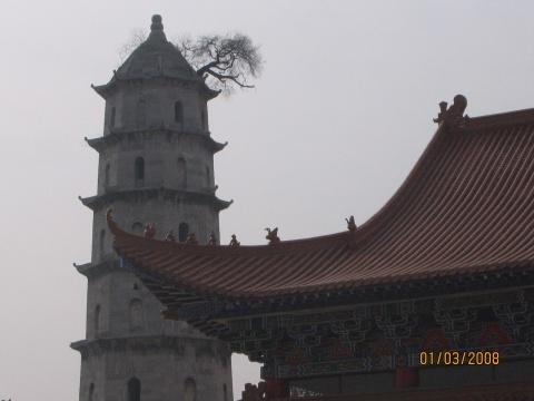 安国寺、赤壁一日行 - zhw068 - zhw068的博客