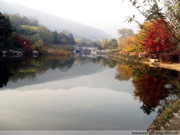 植物园秋韵 - 欢颜 - 欢颜的博客