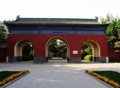 北京的其他坛庙建筑 - 卤煮 - 過年好