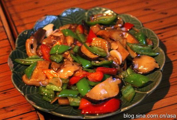 """到北京的""""凤凰竹""""云南餐吧吃饭 - 懒蛇阿沙 - 懒蛇阿沙的博客"""