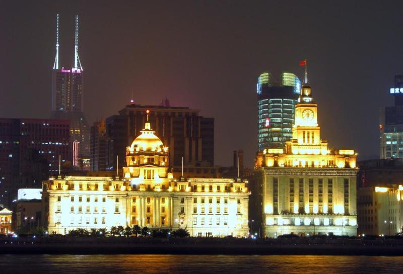 上海印象4:繁华背后 - 虹 - 我的博客