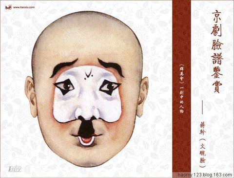 中国京剧脸谱鉴赏 - 非著名艺术家 - 非著名艺术家