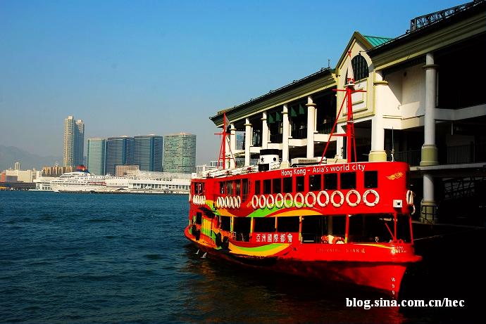 香港 - 快乐的兔子 - 快乐兔子的足迹