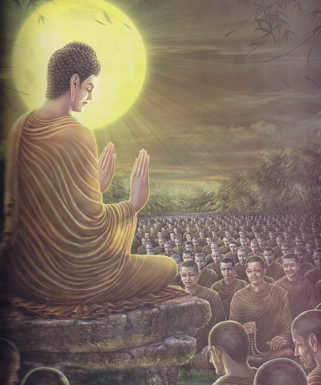 超清晰南传佛教《佛陀的一生》大图