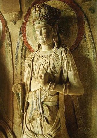 中国石刻佛像之美欣赏 二 大足石刻图片
