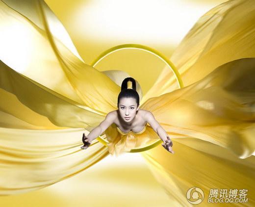 名模奥运绝美写真恍如希腊女神降临 - lx3com - lx3com太上老君的博客