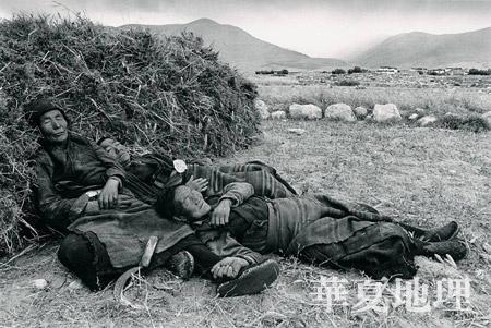 特别推荐:四季-西藏农民的日常生活(摄影师吕楠7年西藏作品集) - 华夏地理 - 华夏地理的博客
