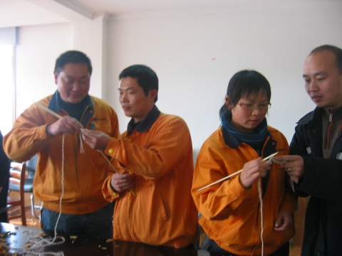 单位组织的第一次工会职工联谊活动 - 轻舞飞扬 - 轻舞飞扬 ^_^  快乐、多愁善感的世界