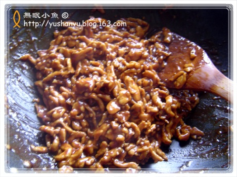 【转载】京酱鸡丝和口爱的小薄饼 - 編織樂無窮 - 寫意編織