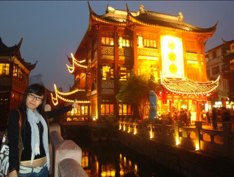 PART5 豪华别墅+城隍庙+台湾名模设计师秀 - SARA - JUST  SARA