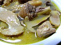 松茸土鸡汤,一道本味靓汤提升节日家宴品质 - 可可西里 - 可可西里