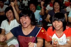 2008年北京奥运会中国健儿金牌榜(1-20金) - 美丽心情 - 美丽心情