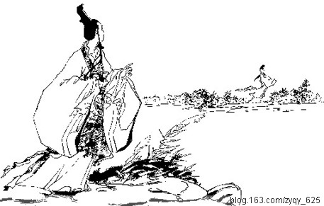 诗经·秦风·蒹葭 - 蝉翼云朵 - 蝉翼云朵