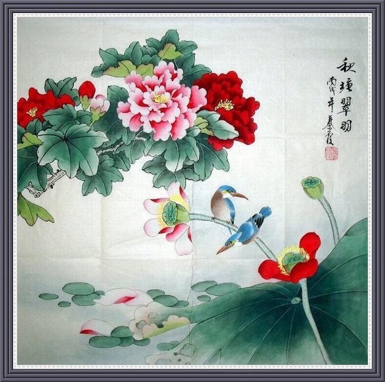 精美花鸟画 - 格林浪人 博客