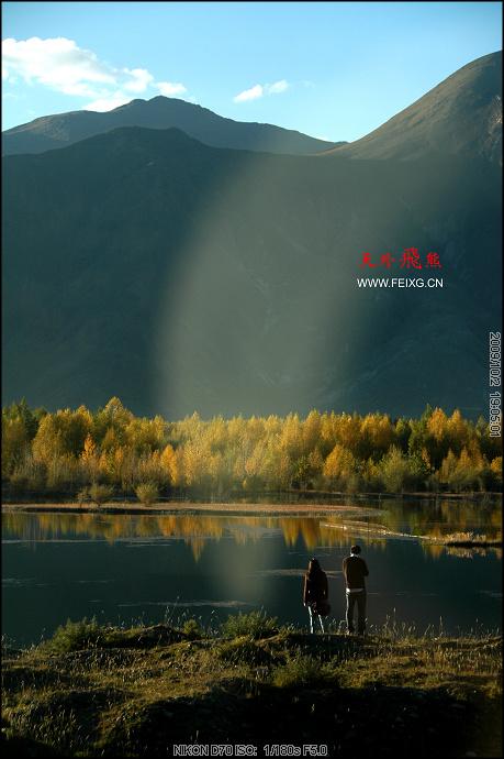 091001 梦回拉萨(9)7:00PM 拉萨河畔窒息的浪漫 - 天外飞熊 - 天外飞熊