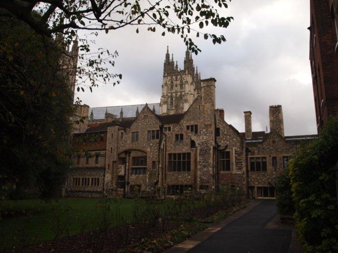 我的中学 Kings School Canterbury - 和研礼仪文化 - 卢浩研--美食美酒无国界